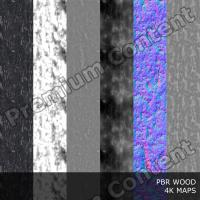 PBR texture of wood DOWNLOAD