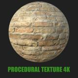 PBRTexture of Wall Bricks #14