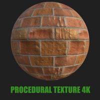 PBRTexture of Wall Bricks #17