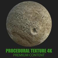 PBR texture of Wall Plaster Damaged #9