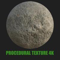 PBR Texture of Concrete
