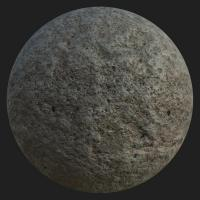 PBR texture wall stucco