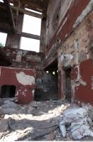 building interior ruin industrial 0001