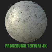 PBR Texture of Modern Stone