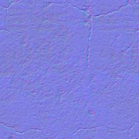 seamles concrete normal map 0006