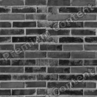 seamles wall bricks bump 0005