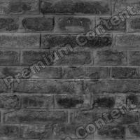 seamles wall bricks bump 0006
