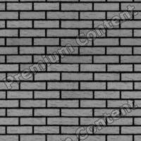 seamles wall bricks bump 0008