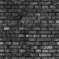 seamles wall bricks bump 0010