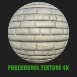PBRTexture of Wall Bricks