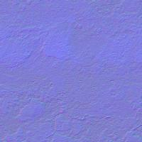 seamless wall plaster normal 0004