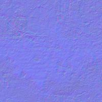 seamless wall plaster normal 0006