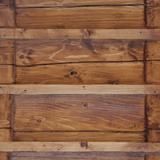 Beamed Planks Wood