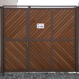 Gate Wooden Doors