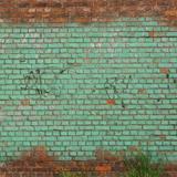 Wall Bricks Painted