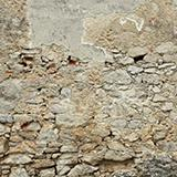Plastered Walls Stones