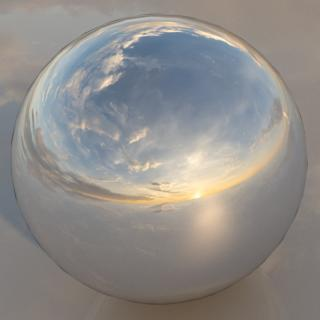 Sunset HDRI SKY