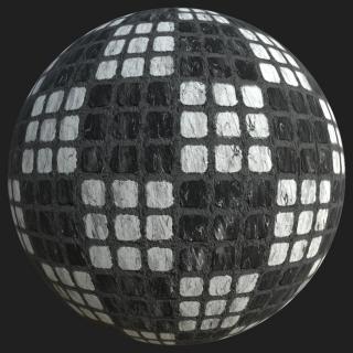 Stone Floor Tiles PBR