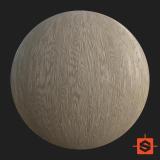 Wood Substance Material