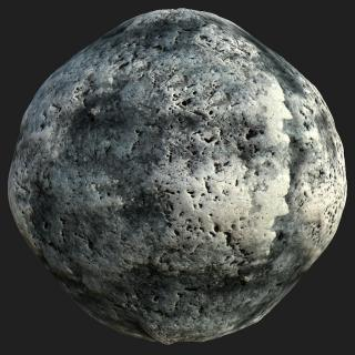Rock PBR Texture #2