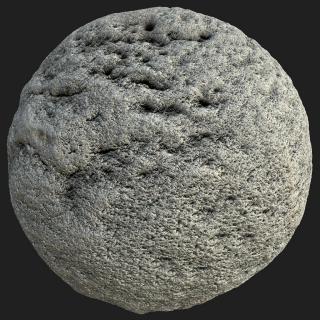 Rock PBR Texture #6