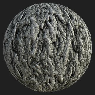 Tree Bark PBR Texture #4