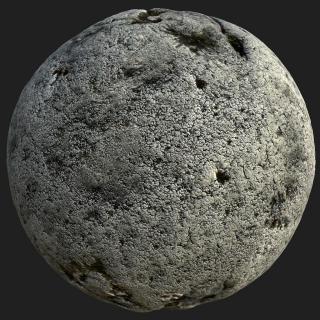 Rock PBR Texture #11