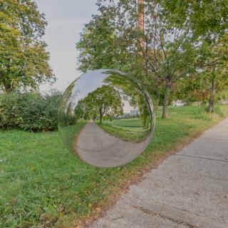 Panorama 360° HDR Garden & Park