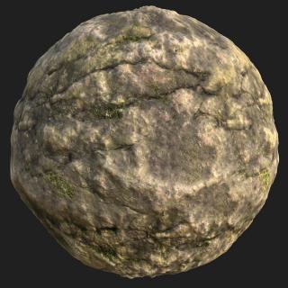 Rock PBR Texture #15