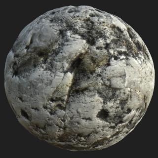 Rock PBR Texture #17