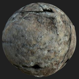 Rock PBR Texture #30