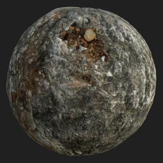 Rock PBR Texture #32