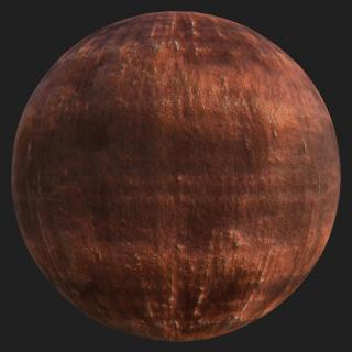 Metal Rusted PBR Texture