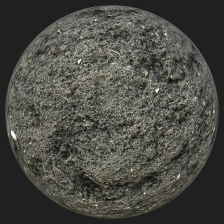 Soil PBR Texture