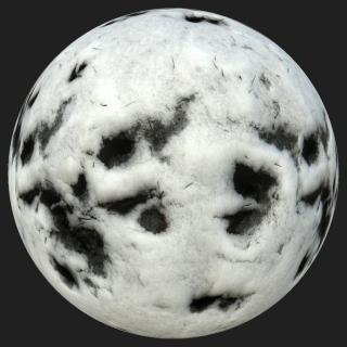 Snow PBR Texture