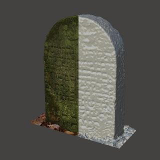 3D Scan Monument