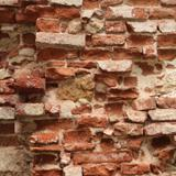 Wall Bricks Damaged