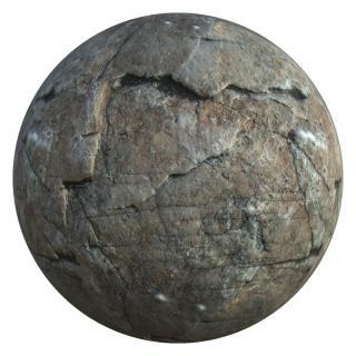 PBR Rock texture